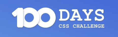 100 Days CSS Challenge