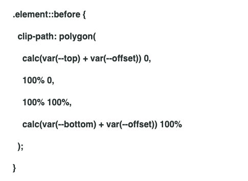 7 applications of CSS custom properties