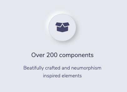 Neumorphism UI
