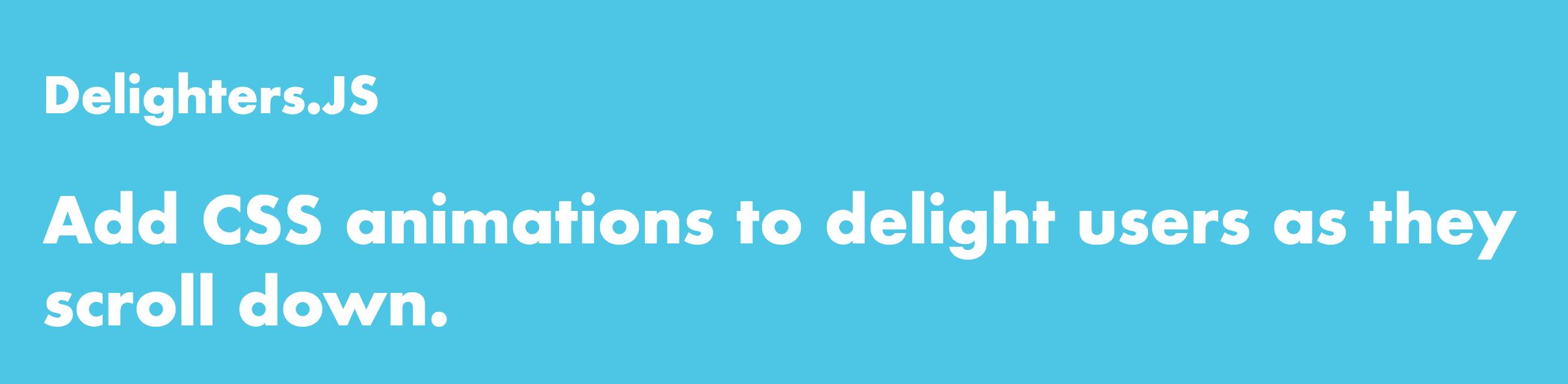 Delighters