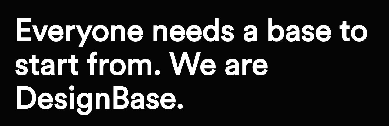 DesignBase.