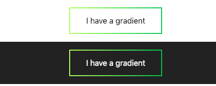 Gradient Borders in CSS