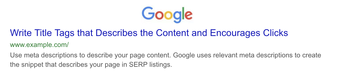 Portent's Google SERP Preview Tool