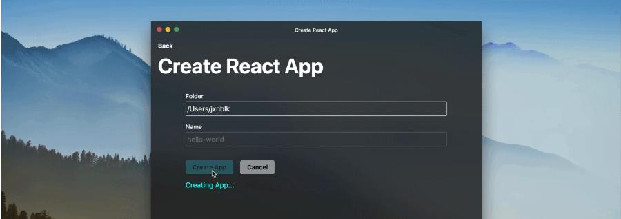 RAM: React App Manager