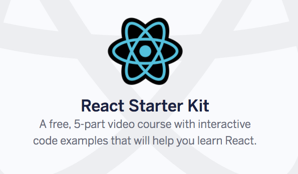 React Starter Kit
