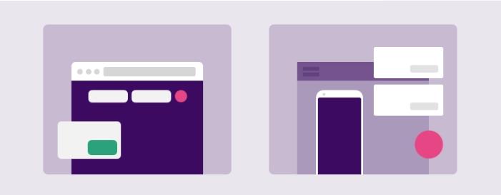 Creating a social media design system