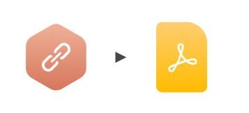 URL to PDF API