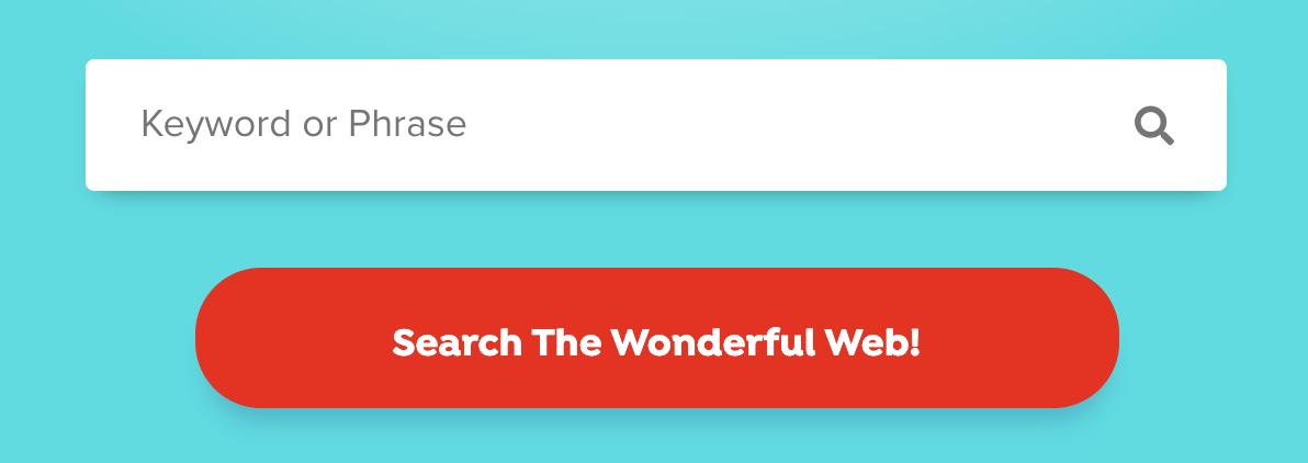Wondersearch