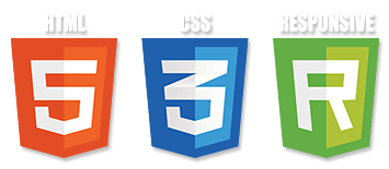 Working with HTML5, CSS3 building responsive website design