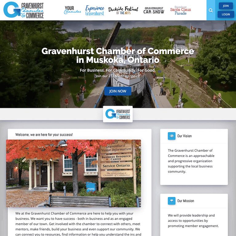 Gravenhurst Chamber of Commerce