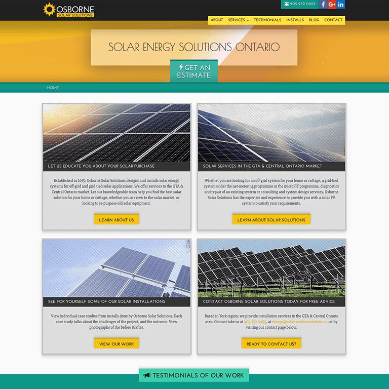 Osborne Solar Solutions
